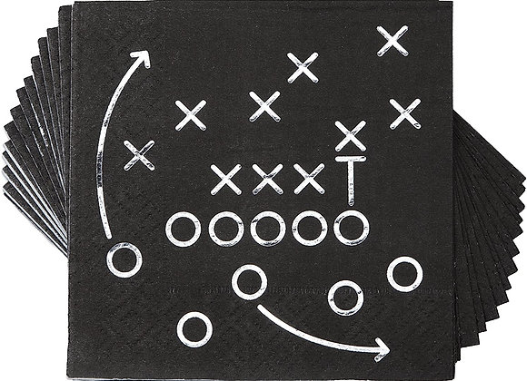 tailgate game play small napkins
