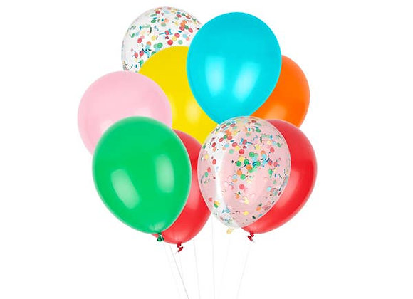 back to school classic balloons