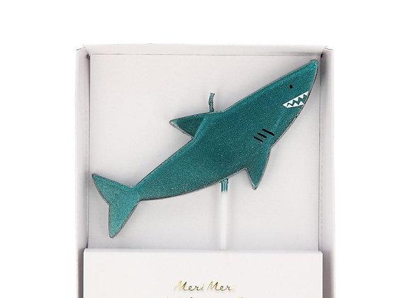 shark candle