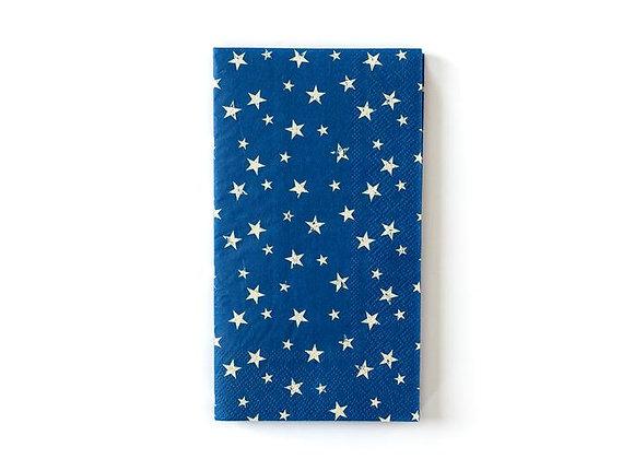 vintage stars lare napkins