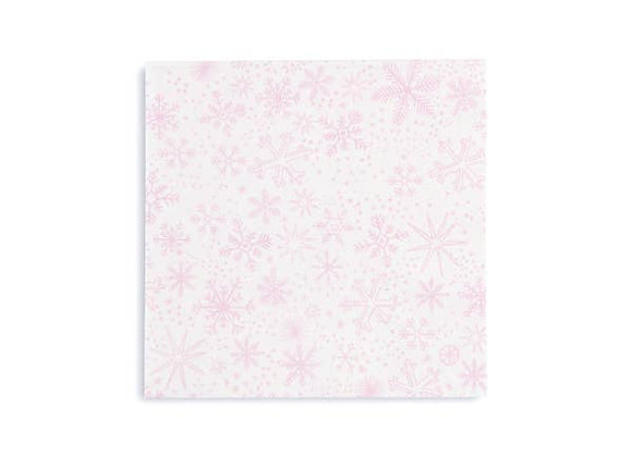 frosted large napkins