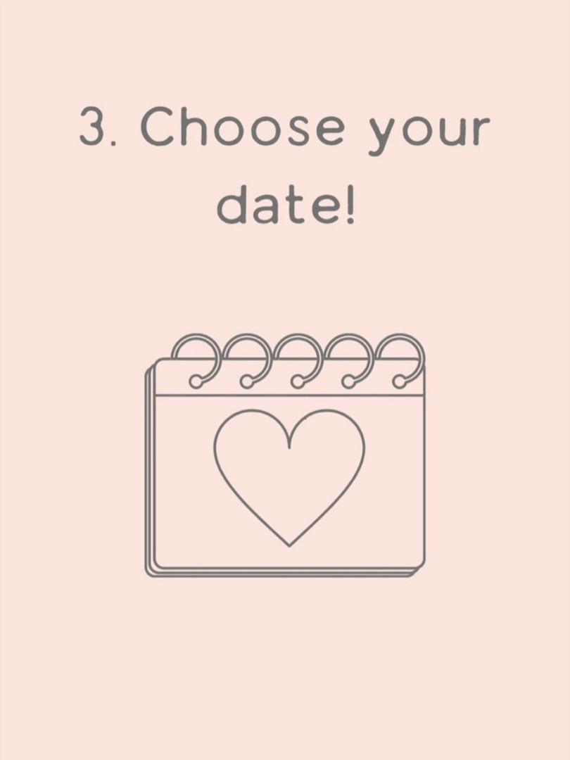 Pick a party date!