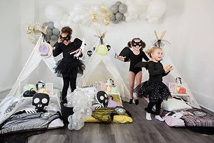 themed party supplies rental