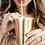 Thumbnail: posh 12 oz cup - gold