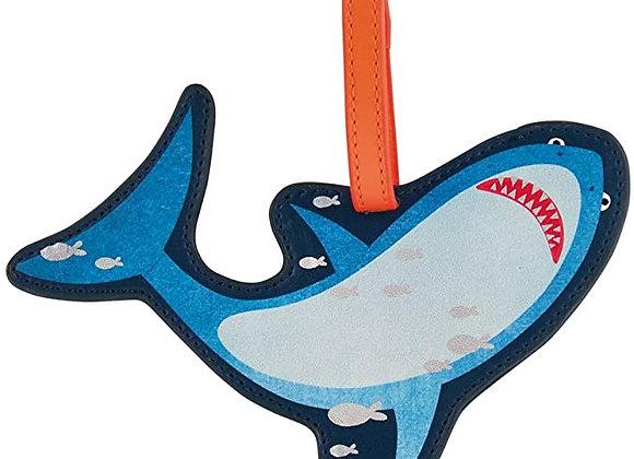 deep sea i.d. tag - shark