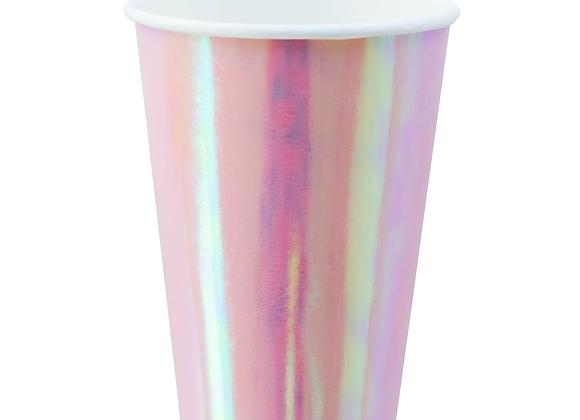 posh 12 oz cup - just peachy