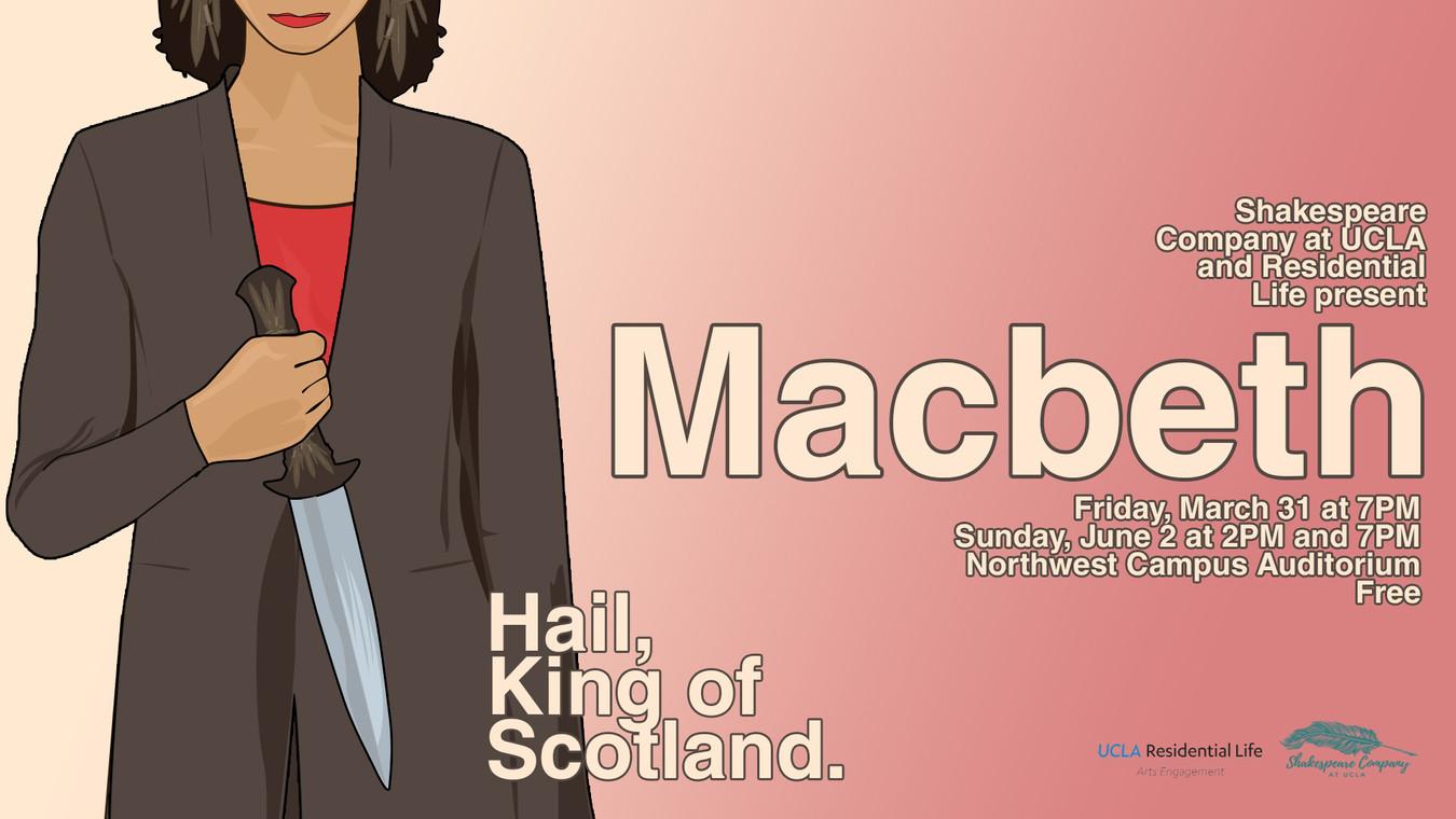 Macbeth Poster Advertisement