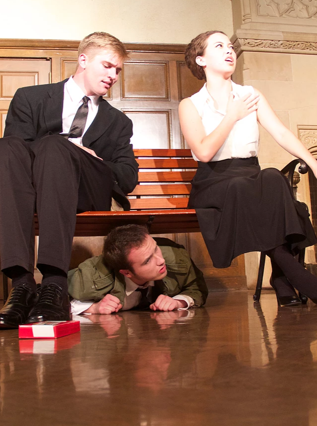 Spring 2014: Much Ado About Nothing