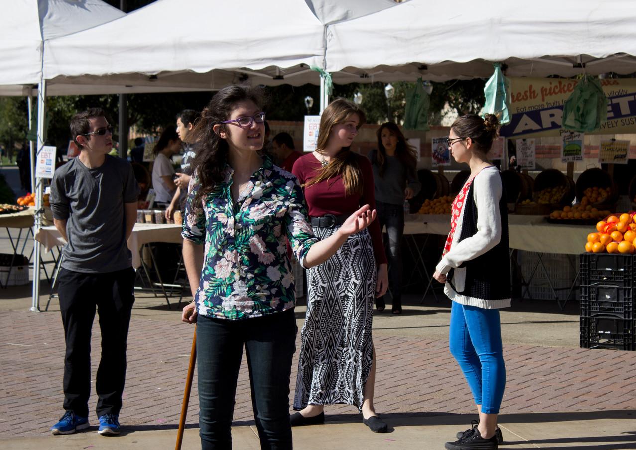 Shakespeare in Bruin Plaza