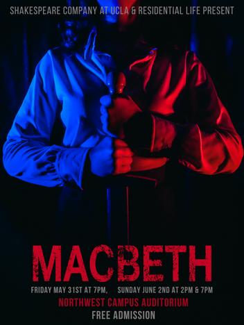 Macbeth Poster Art