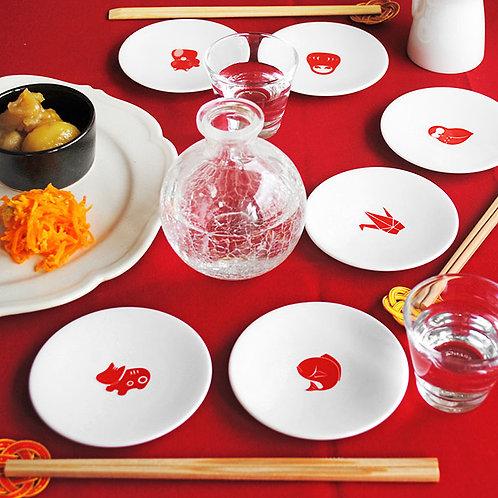 ロクサン 豆皿 kitchou
