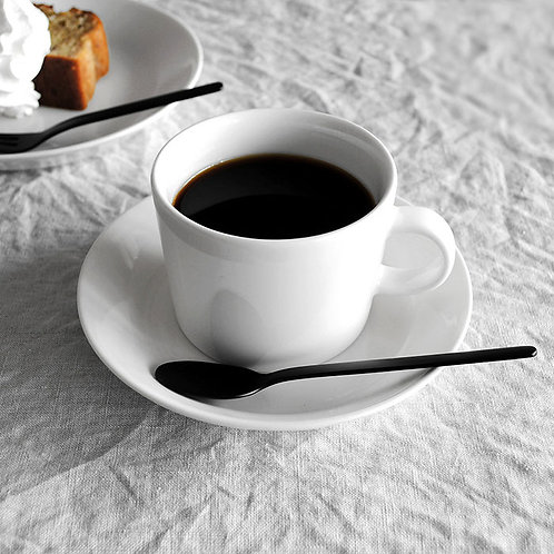 ロクサンブラックカトラリー コーヒースプーン