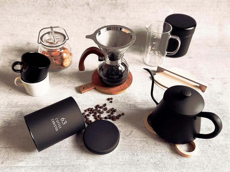 [ 63 ] ROKUSAN 公式サイト  | COFFEE Series