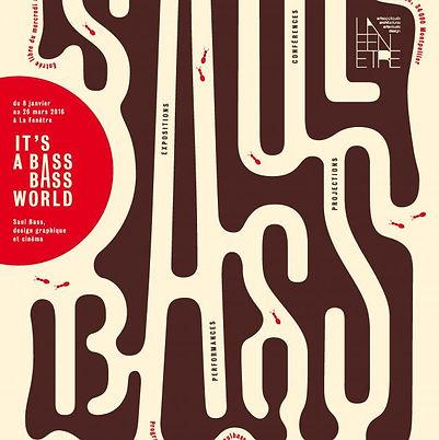 Hugues Sanchez Nat Yot Saul Bass Galerie La fenêtre