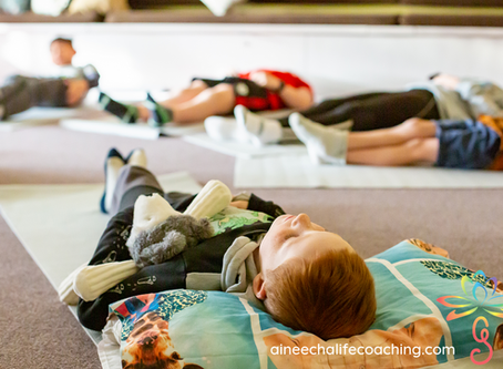 MINDFULNESS FOR CHILDREN: THE KEY TO EMOTIONAL WELLBEING (Interview - The Natural Parent Magazine)