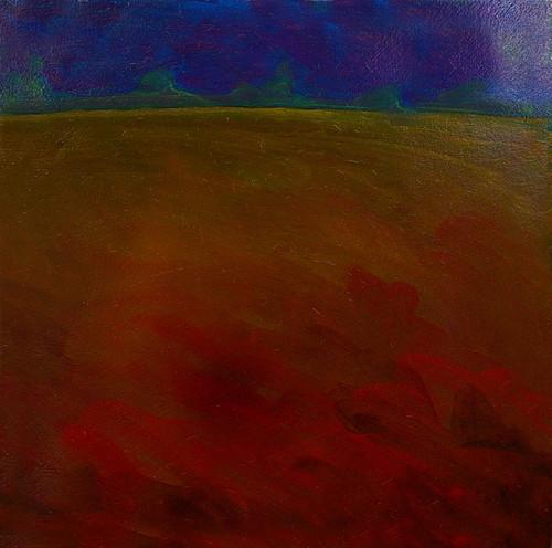 Landscape W/ Blood II