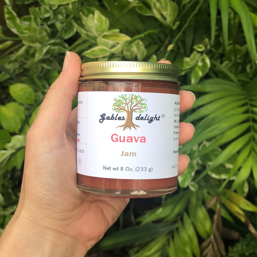 Gables Delight Guava Jam