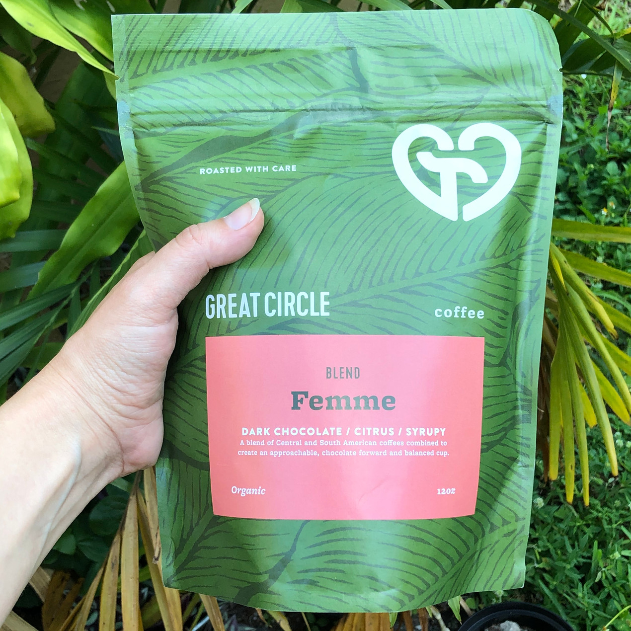 Great Circle Femme Coffee