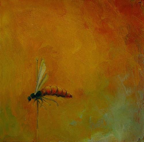 Pinned Wasp