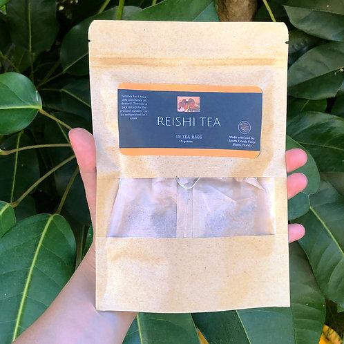 South Florida Fungi Reishi Tea
