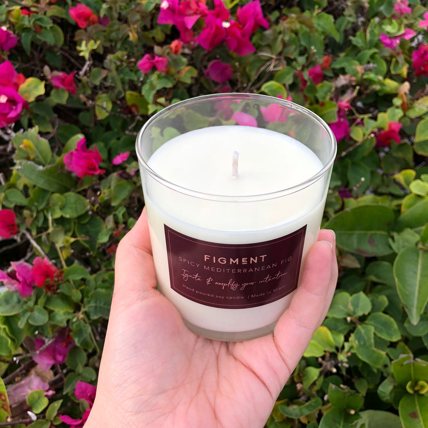 Buena Vista Figment Candle