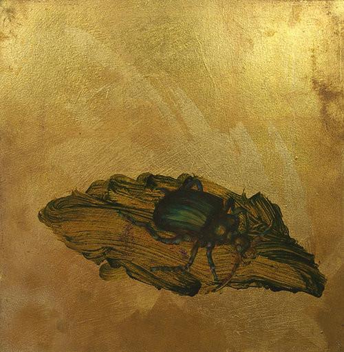Gold & Beetle