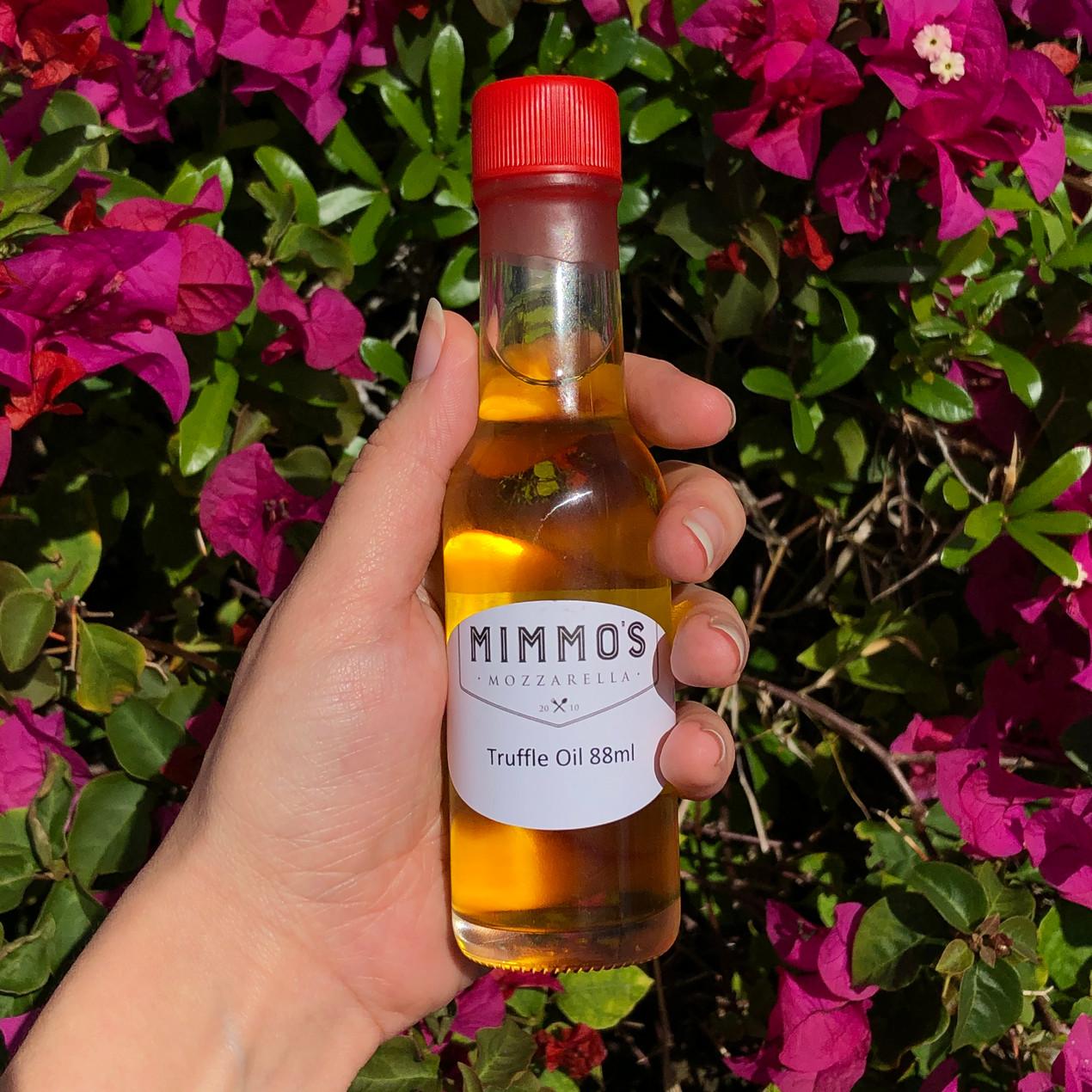Mimmo's Mozzarella Truffle Oil