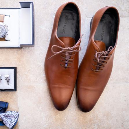 Chaussure mariage Var