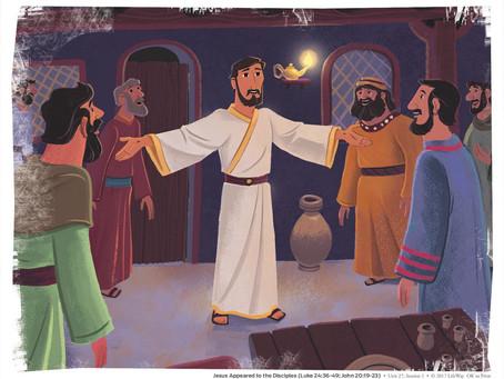 Dia 9 - A quarentena de Jesus - Parte 2 (Módulo 2)
