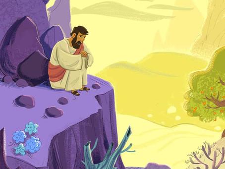 Dia 8 - A quarentena de Jesus - Parte 1 (Módulo 2)