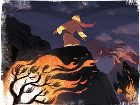 Dia 6 - No fogo ou no vento... Ouço a Sua voz! (Módulo 2)