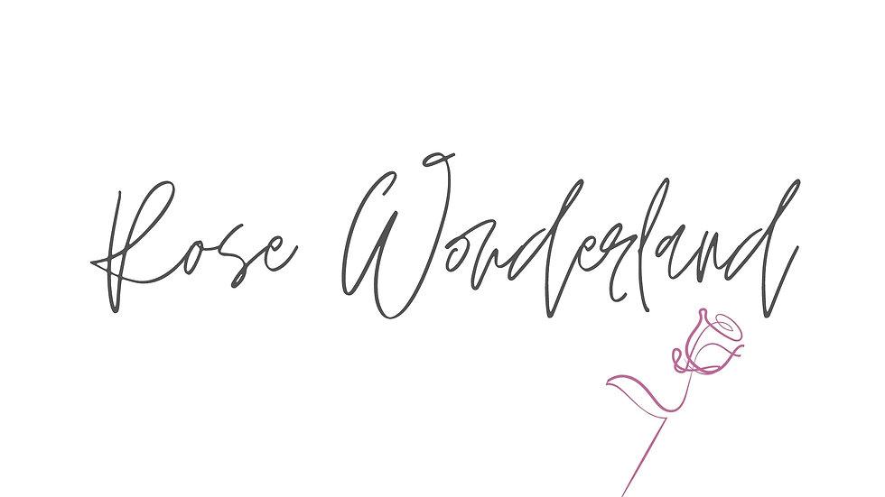 Rose Wonderland Collection