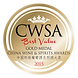 Gold Medal at the 2015 China Wine & Spirits Awards