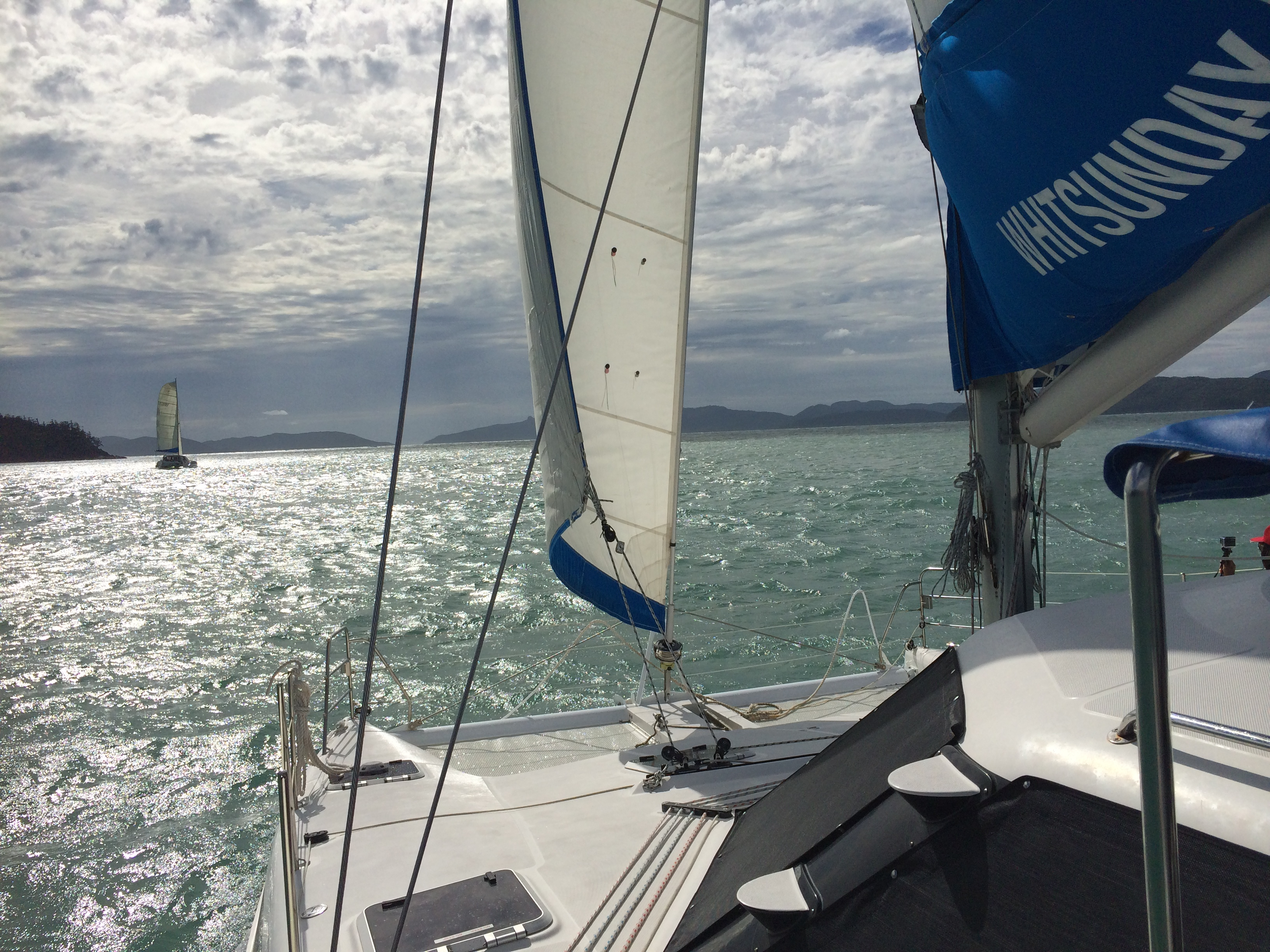 Yoohoo Whitsunday Yacht Race.