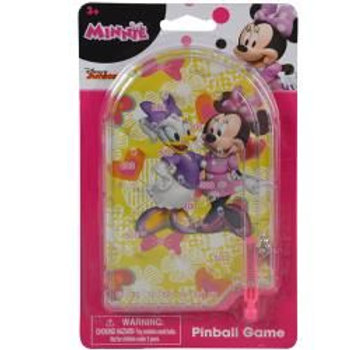 Minnie Licensed Pinball on blister card
