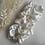 Thumbnail: White 100% Silk Scrunchies
