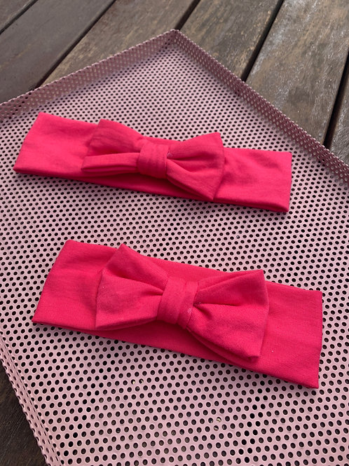 Plain Pink Headband