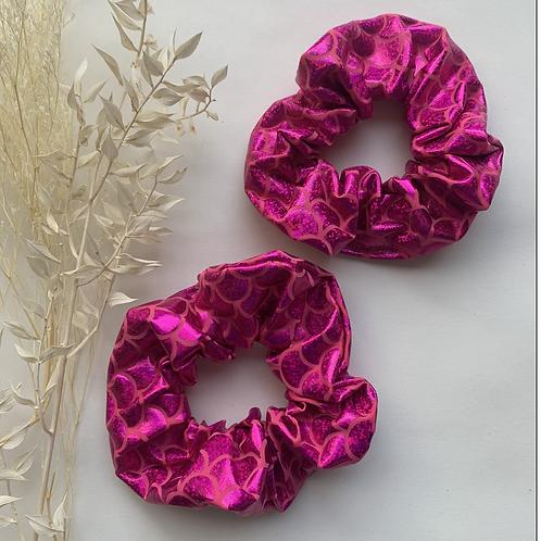 Bright Pink Metallic
