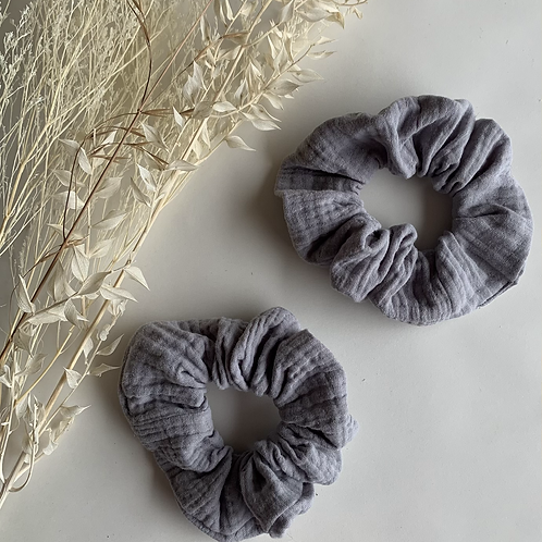 Grey Cheesecloth