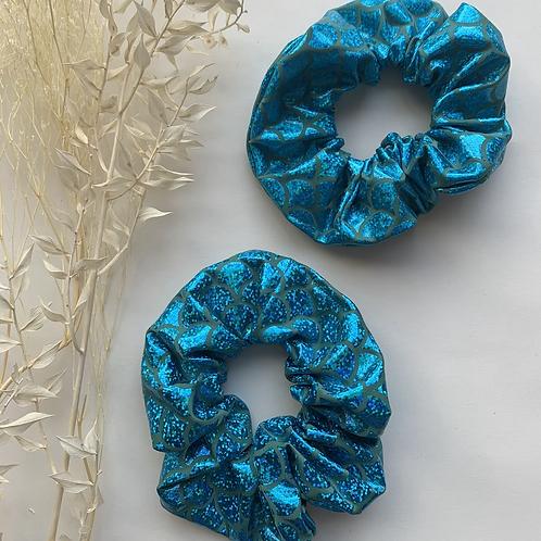 Blue Mermaid Metallic