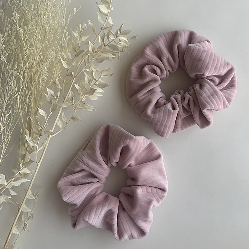 Pastel Pink Velvet