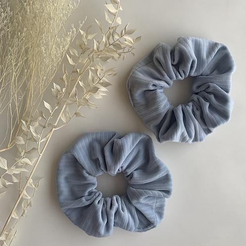 Pastel Blue Velvet