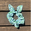 Thumbnail: Green and Blue Floral