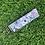 Thumbnail: White Floral Keychain