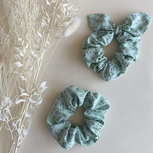 Mint Green Lavender Floral