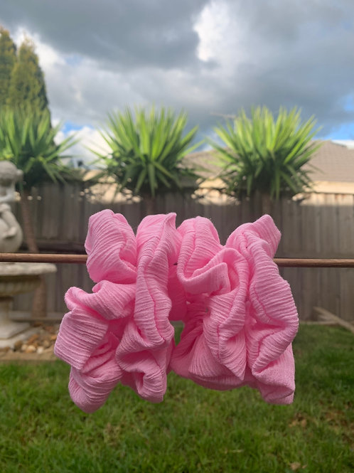Pink Cheesecloth
