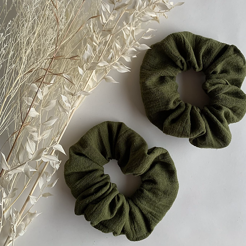 Olive Green Cheesecloth