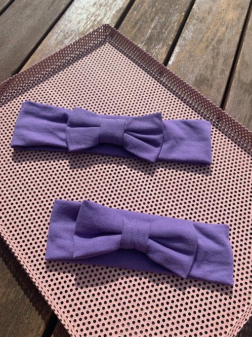 Plain Purple Headband