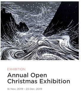 Annual Open Christmas Exhibition 2019