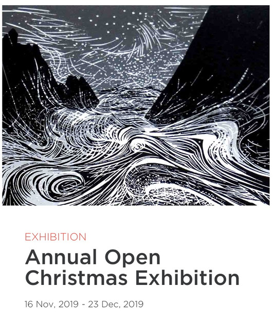 Annual Open Christmas Exhibition 2019